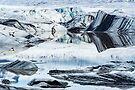 Hoffelsjokul Glacier, Hofn, Iceland by Cliff Williams