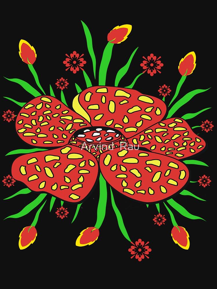 Rafflesia by artyrau