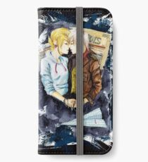 You are my world iPhone Wallet/Case/Skin