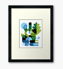 Biology Framed Print