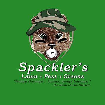 Spackler's Lawn Pest and Greens by rubynibur