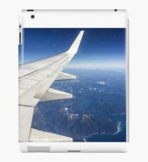 Plane view iPad Case/Skin