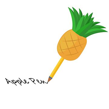 Pineapple Pen by Dannydoesrock