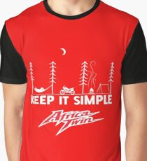 Africa Twin KISS Graphic T-Shirt