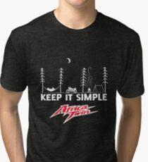 Afrika-Zwilling KISS Vintage T-Shirt