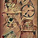 Mob Ties by Cyron Quinones