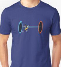 Portal Tracer Unisex T-Shirt