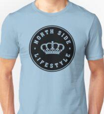 Northside Black Royal Crown Unisex T-Shirt