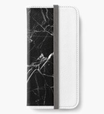 Black Marble iPhone Wallet/Case/Skin