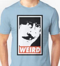 Camiseta unisex Weird AL