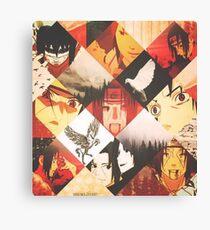 Uchiha Itachi Minim Canvas Print