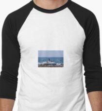 Jet Skiers Men's Baseball ¾ T-Shirt