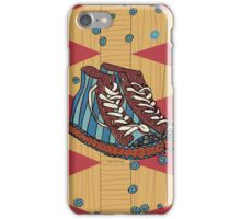 Funky shoes iPhone Case/Skin