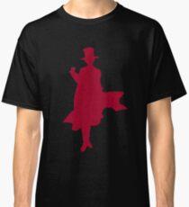 Tuxedo Bordeaux Classic T-Shirt