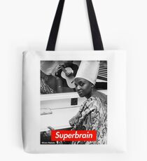 Superbrain - Miriam Makeba Tote Bag