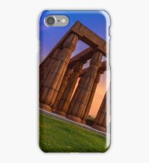 The columns iPhone Case/Skin