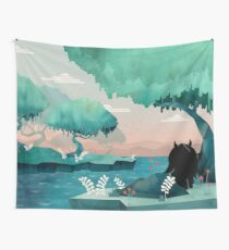 The Journey Wall Tapestry