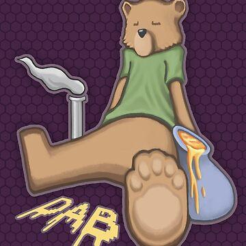 Bear Dab by TreeSeed