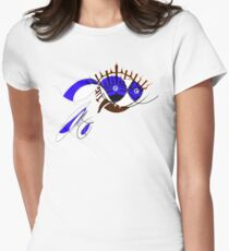 Los Flys Womens Fitted T-Shirt