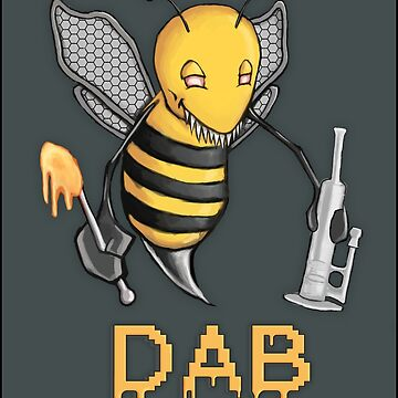 Bee Dab by TreeSeed