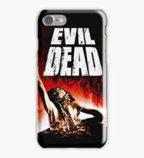 Evil Dead iPhone Case/Skin