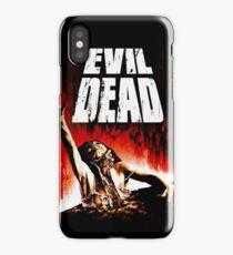 Evil Dead iPhone Case