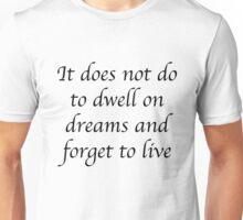 Albus Dumbledore Unisex T-Shirt
