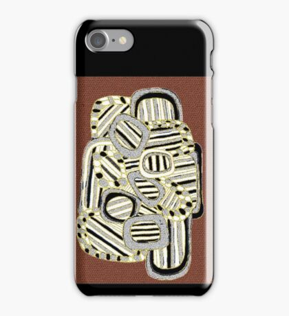 Tarnished Gold iPhone Case/Skin