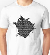 Strawberry Fields Forever (with lyrics) T-Shirt