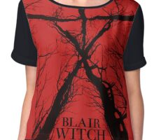 Blair Witch the movie Chiffon Top