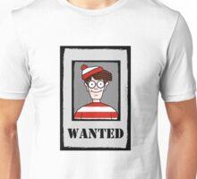 WANTED Unisex T-Shirt