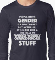 Wibbly Wobbly Gender Bender T-Shirt