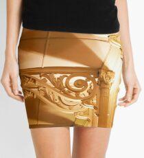 Lighting and Shapes Mini Skirt