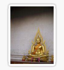 Thai Buddha I Sticker