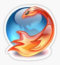FIREFOX FAN Sticker