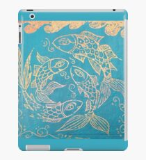 Gold Fish iPad Case/Skin