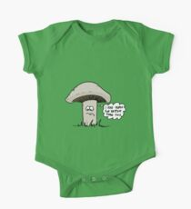 The Disappointed Mushroom Kids Clothes