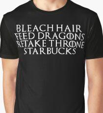 21st Century Khaleesi Business Graphic T-Shirt