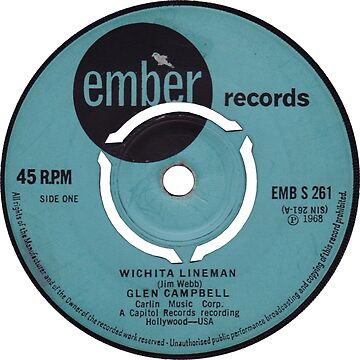 Wichita Lineman by YoungMath