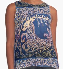 Golden Stag Contrast Tank