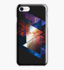 Abstract Triangles Art iPhone Case/Skin