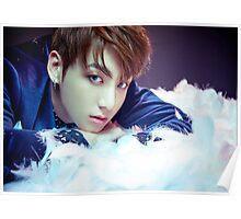 BTS Wings Jungkook v2 Poster