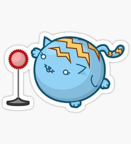 Sphere Kitty Sticker