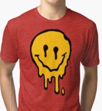 ACID SMILE Tri-blend T-Shirt