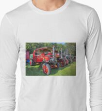 Steam Engines Long Sleeve T-Shirt