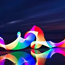 Rainbow Dance by Kevin Lajoie