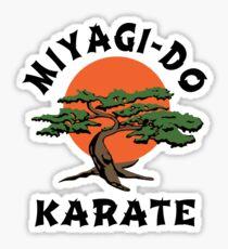 MIYAGI-DO - KARATE KID  Sticker