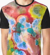 Carnival Colors  Graphic T-Shirt