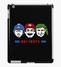 8-Bit Boys iPad Case/Skin