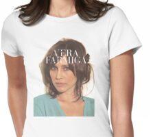 Vera Farmiga  Womens Fitted T-Shirt